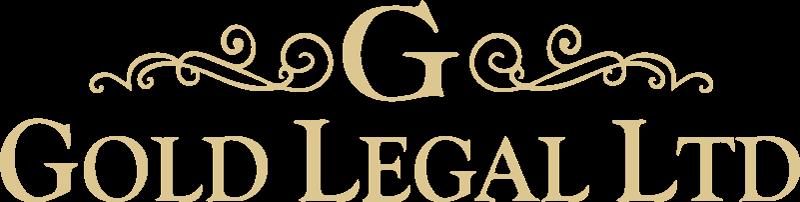 Gold Legal Logo